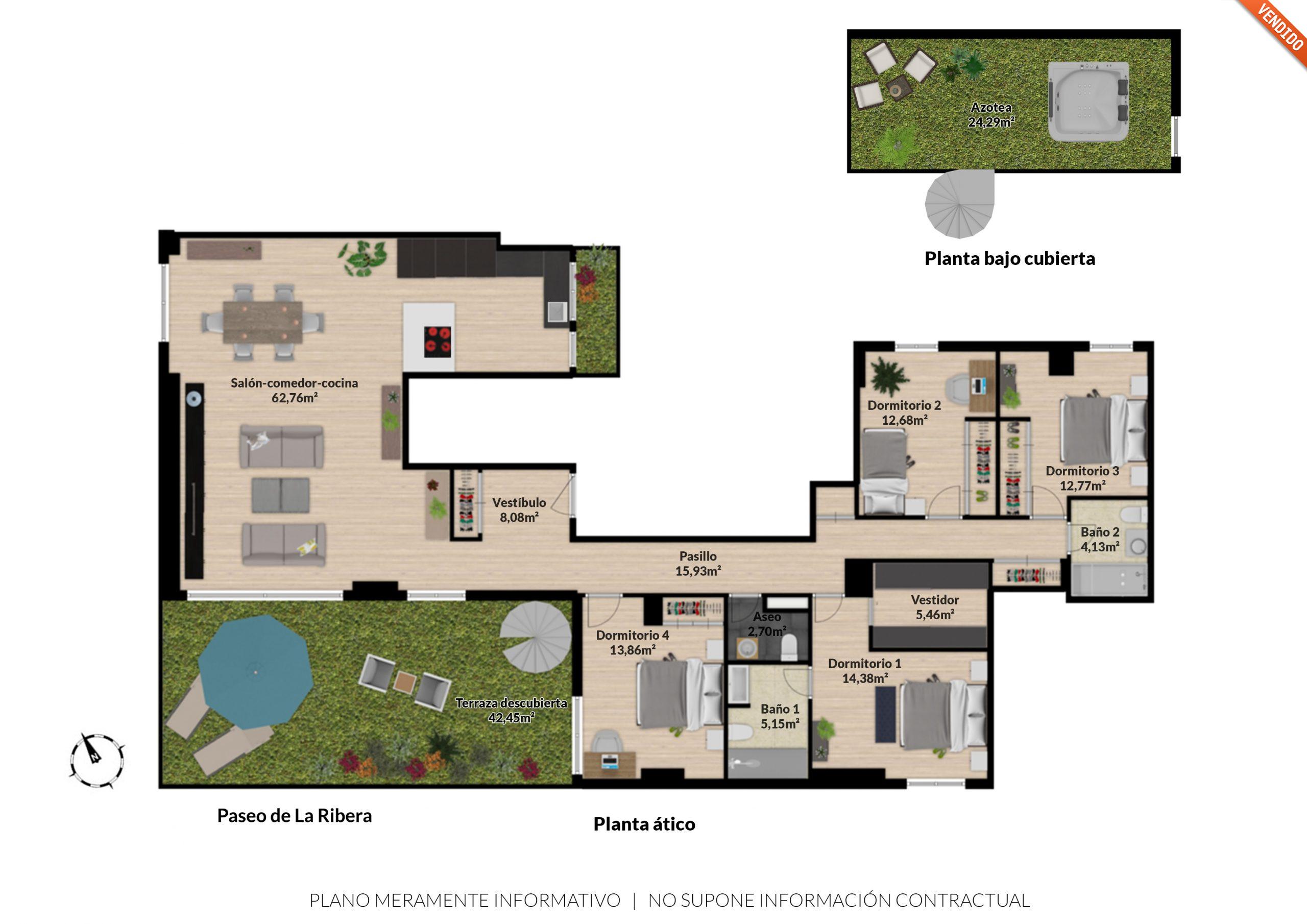 Plano de la propiedad