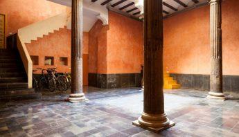 argensola, hermanos - Casco Histórico